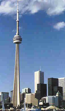 Cn Tower Size Comparisons | RM.