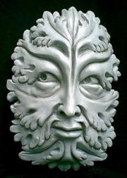 anonymous green man - photo #34